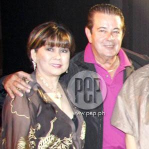 Annabelle Rama and Eddie Gutierrez