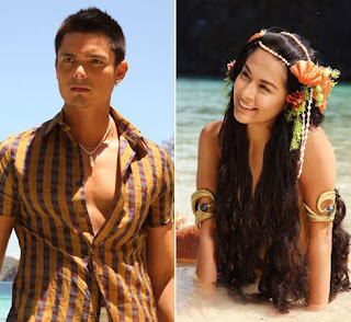 Fredo and Dyesebel Picture