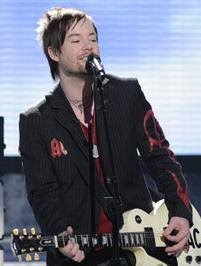 David Cook - Baba O'Riley on American Idol Performance May 6 Lyrics + Video