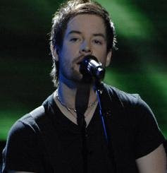 American Idol Finals May 20 2008 David Cook Dream Big Video Lyrics