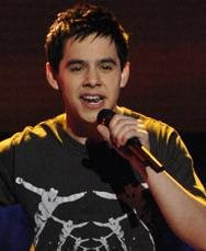 May 20 American Idol Finals: David Archuleta Don't Let the Sun Go Down on Me Video Clip Lyrics