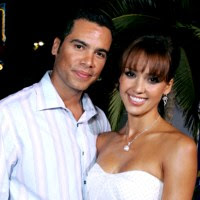 Jessica Alba and Cash Warren Wedding Photos