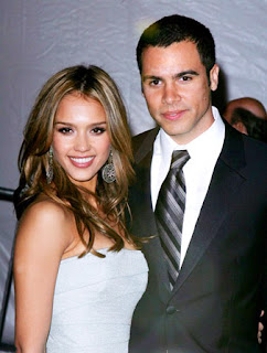 Jessica Alba and Cash Warren Wedding Pictures