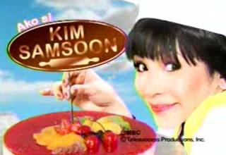 Ako si Kim Samsoon in GMA-7 Kapuso