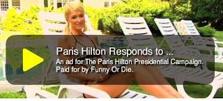Paris Hilton Responds to McCain Ad
