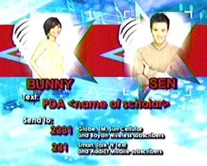 Bunny Malunda and Sen Nichols