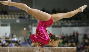 Alicia Sacramone Sexy Photo
