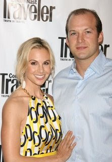 Tim Hasselbeck and Elizabeth Hasselbeck Pics
