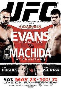 UFC 98 Live Stream