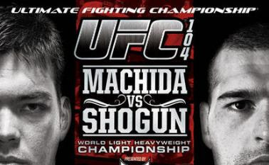 UFC 104 Live Stream