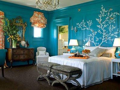 Cute Bedroom Ideas on Mavi Yatak Odalar