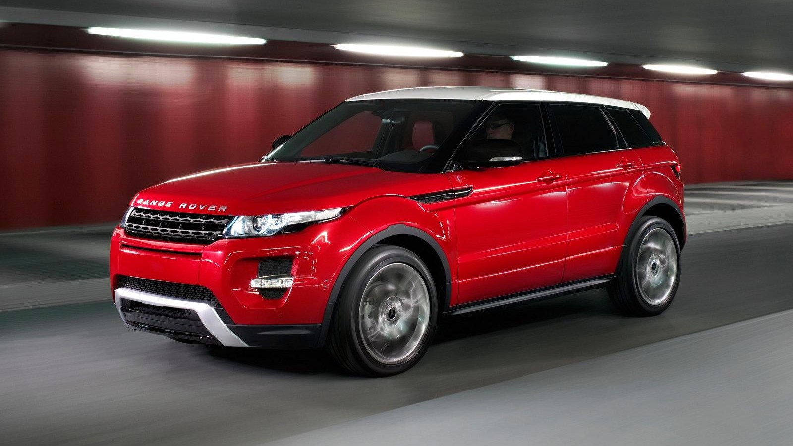 2012 range rover evoque 5 door compact suv to be revealed in l a suv buster. Black Bedroom Furniture Sets. Home Design Ideas