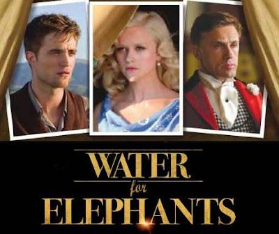 Agua para elefantes. Circus La película