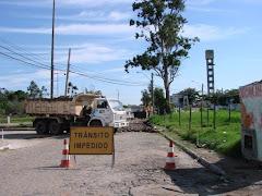 Prefeitura inicia pacote de obras pela cidade