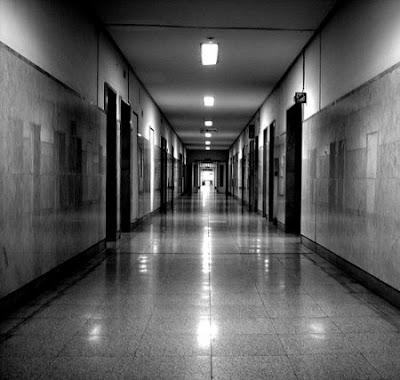 Cuento de  una noche en el hospital