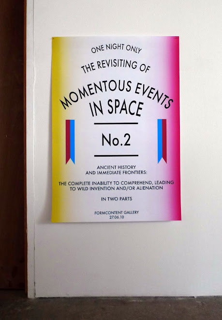 detail from: Momentous Moments in Space, No.2 (Part 1)-performance