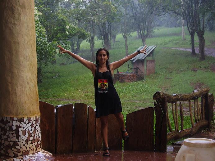 Con lluvia