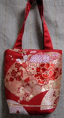 red obi bag