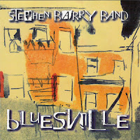 Stephen Barry Band Bluesville