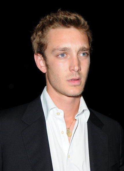 pierre casiraghi of monaco. Those are the Casiraghi boys,