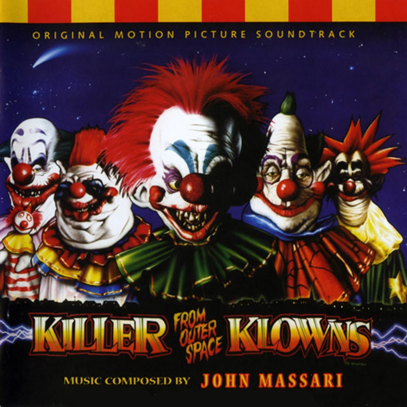 Grave situations films for Killer klowns 2