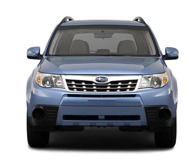 2011 Subaru Forester Interior Pictures. 2011 Subaru Forester