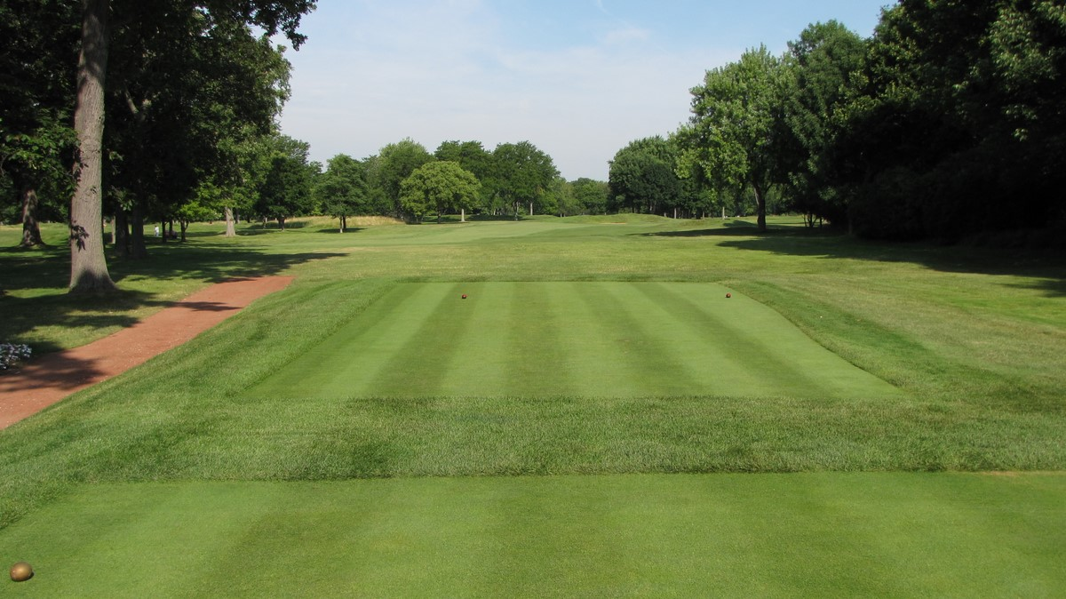 skokie country club golf course management hole by hole photos