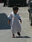 [2008] A little boy in Balata Refugee Camp