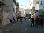[2008] Main street in Balata Refugee Camp