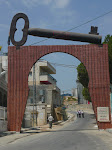 [2008] Entrance to Aida Refugee Camp
