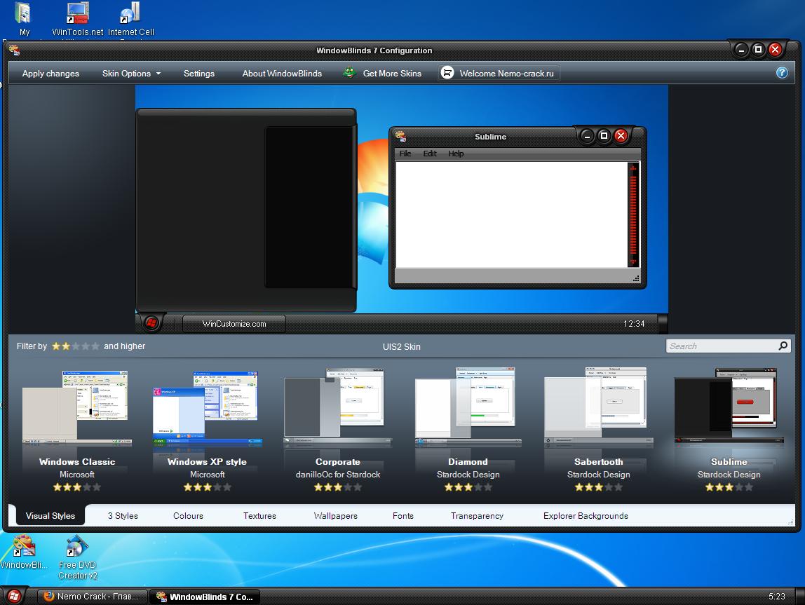 Dalam menjalankan patch, crack, keygen di Windows 7 berbeda dengan windows