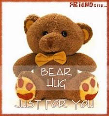 Bear Hug Dari Roz