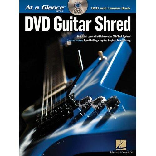 Guitar World Learn Shred Guitar DVD - thomannmusic.com