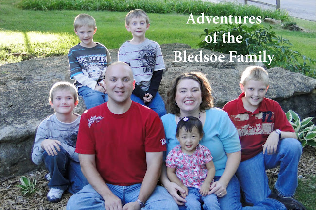 Adventures of the Bledsoe Family