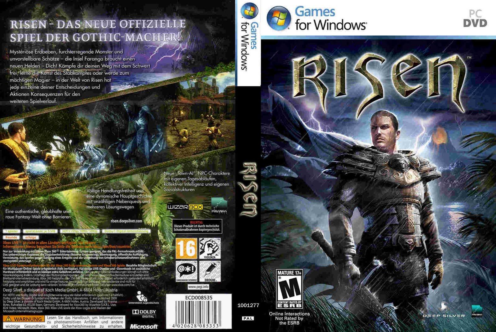 RISEN ~ BURSA GAME PC TERBARU, FAVORIT DAN POPULER