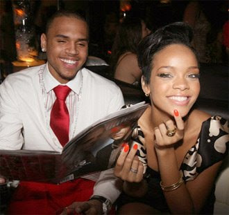 chris brown and rihanna together