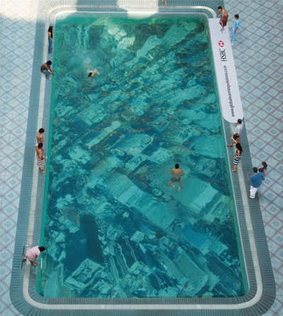 World Best Swimming Pools