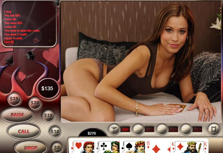 casino online poker sizling hot
