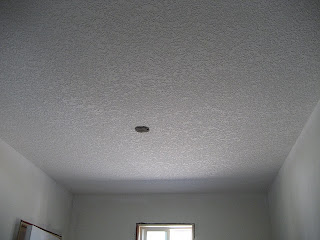 acoustic ceiling removal machine
