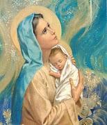 Santa Maria, mãe de Jesus