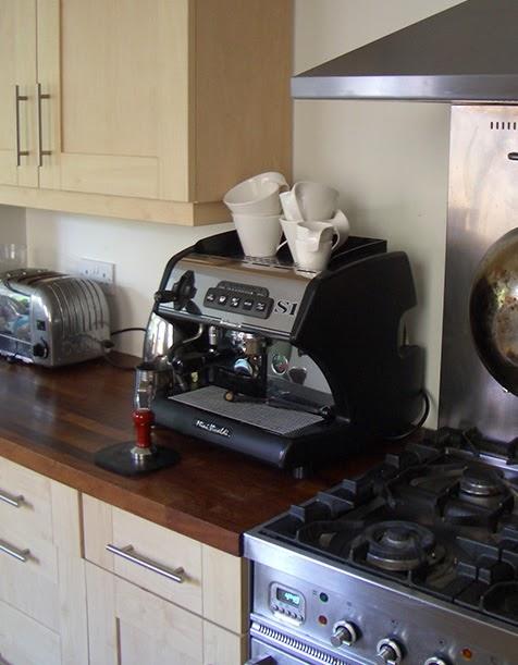 vivaldi coffee machine
