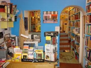 La Mar de Letras bookstore madrid