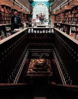 Daunt Books London gallery