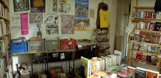 Het Fort Van Sjakoo bookstore Amsterdam