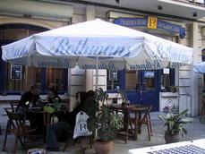 Prospero's Books bookstore Tbilisi
