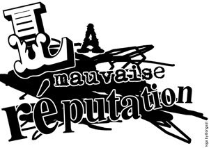 la mauvaise reputation logo
