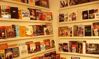 watergate bookshop barcelona