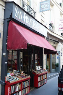 san francisco bookshop paris
