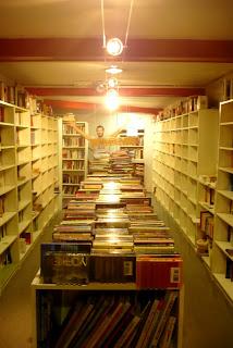 J&J Bookshop Madrid