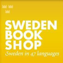 sweden bookshop logo